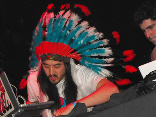 Hey Mishka - Steve Aoki at Webster Hall - NYC - 2009 3