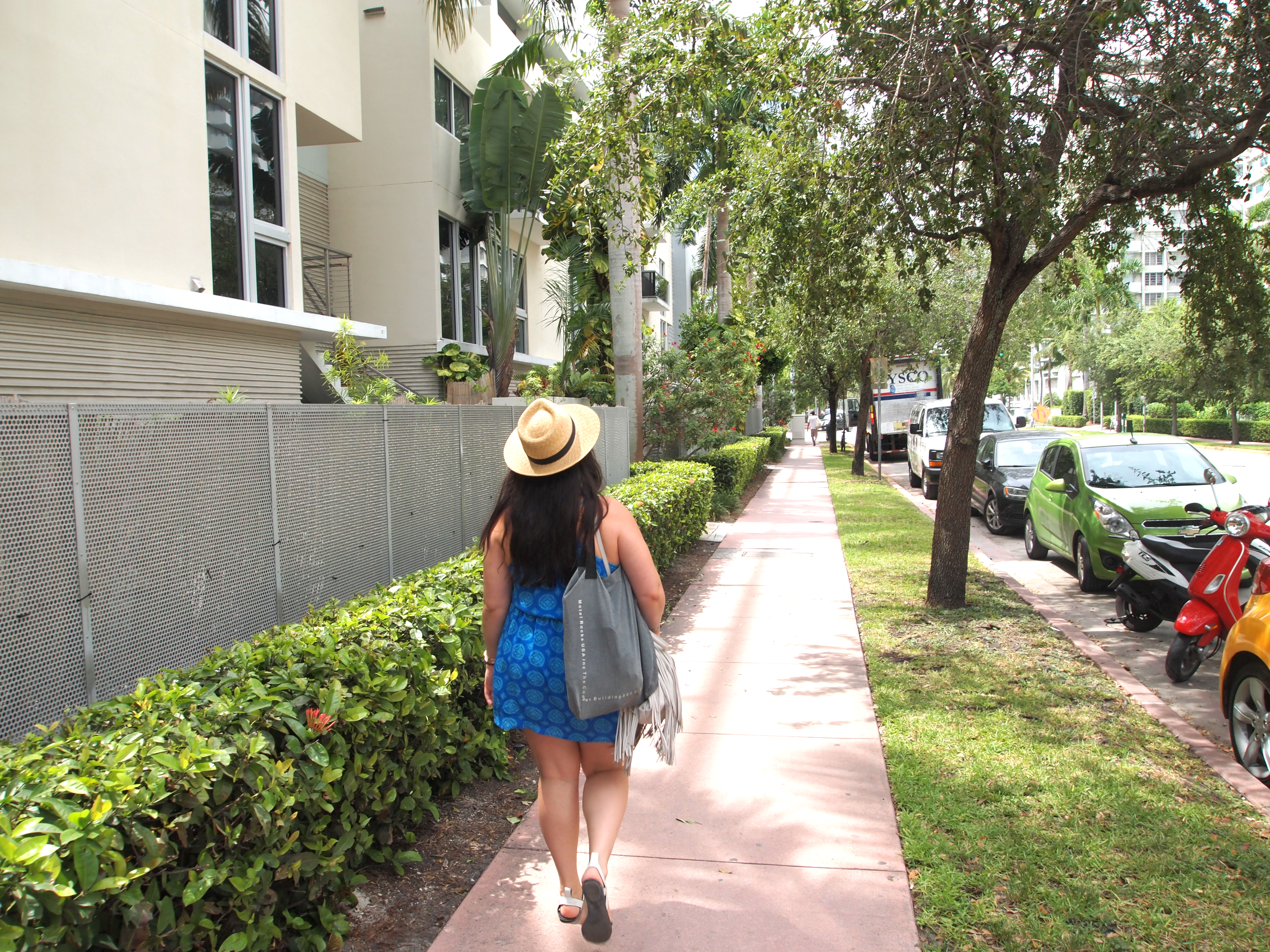 South Beach Miami Travel Diary - Michelle Christina Larsen