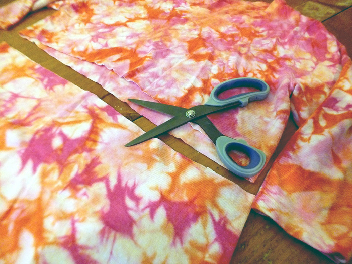 DIY Applique Cut-Out Crop Top - Hey Mishka Creative Living Blog - Michelle Christina Larsen 3