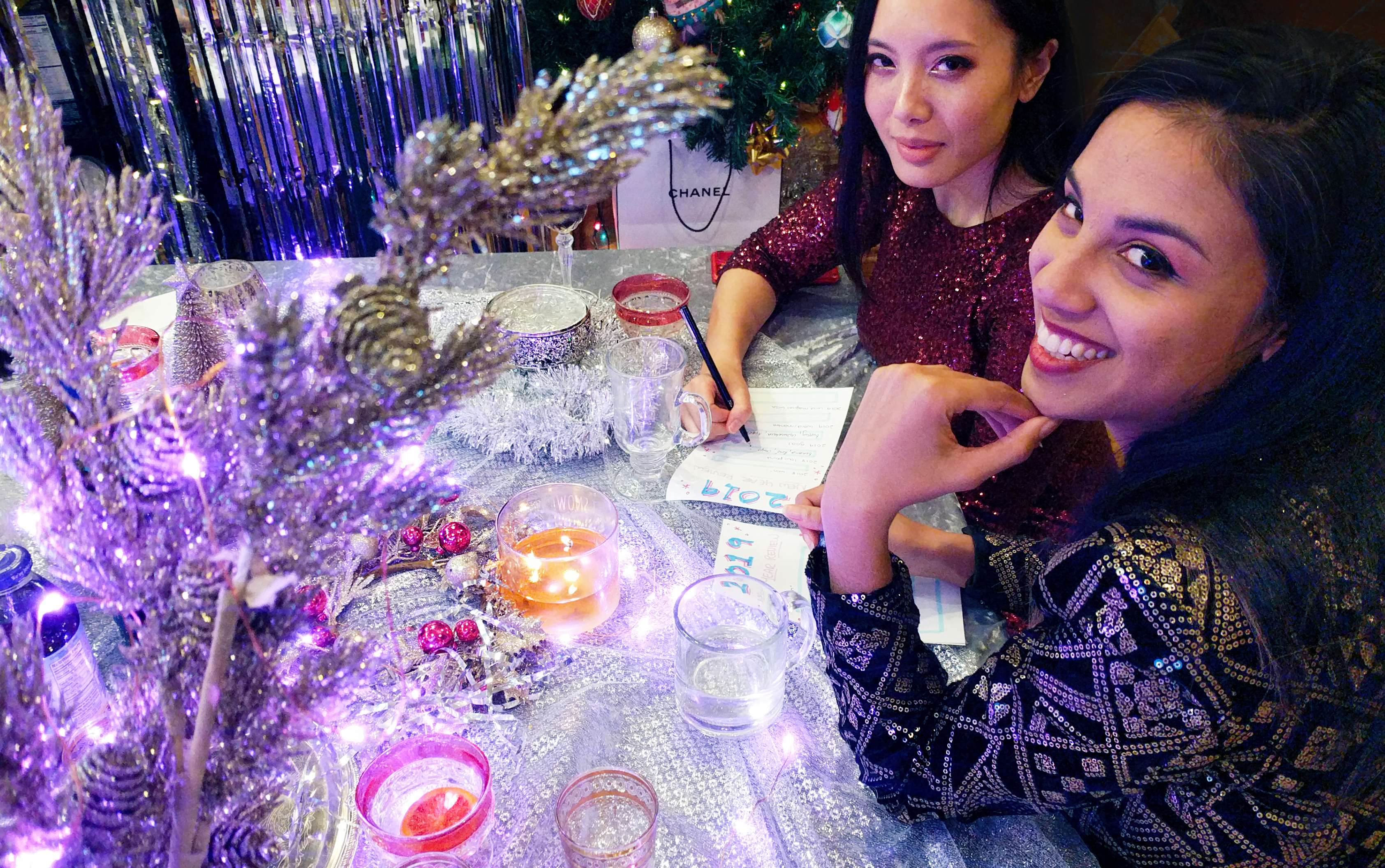A Chill New Year's Eve at Home - Hey Mishka DIY Blog - Party Ideas (6)