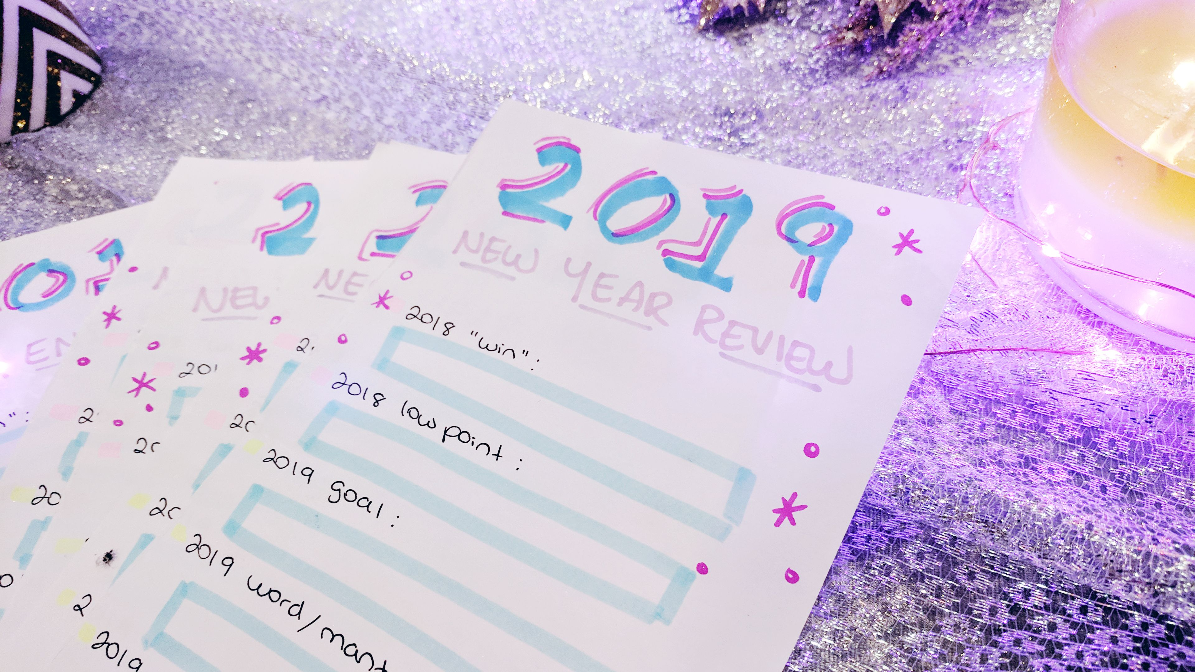A Chill NewYear's Eve at Home - Hey Mishka DIY Blog - Party Ideas (68)