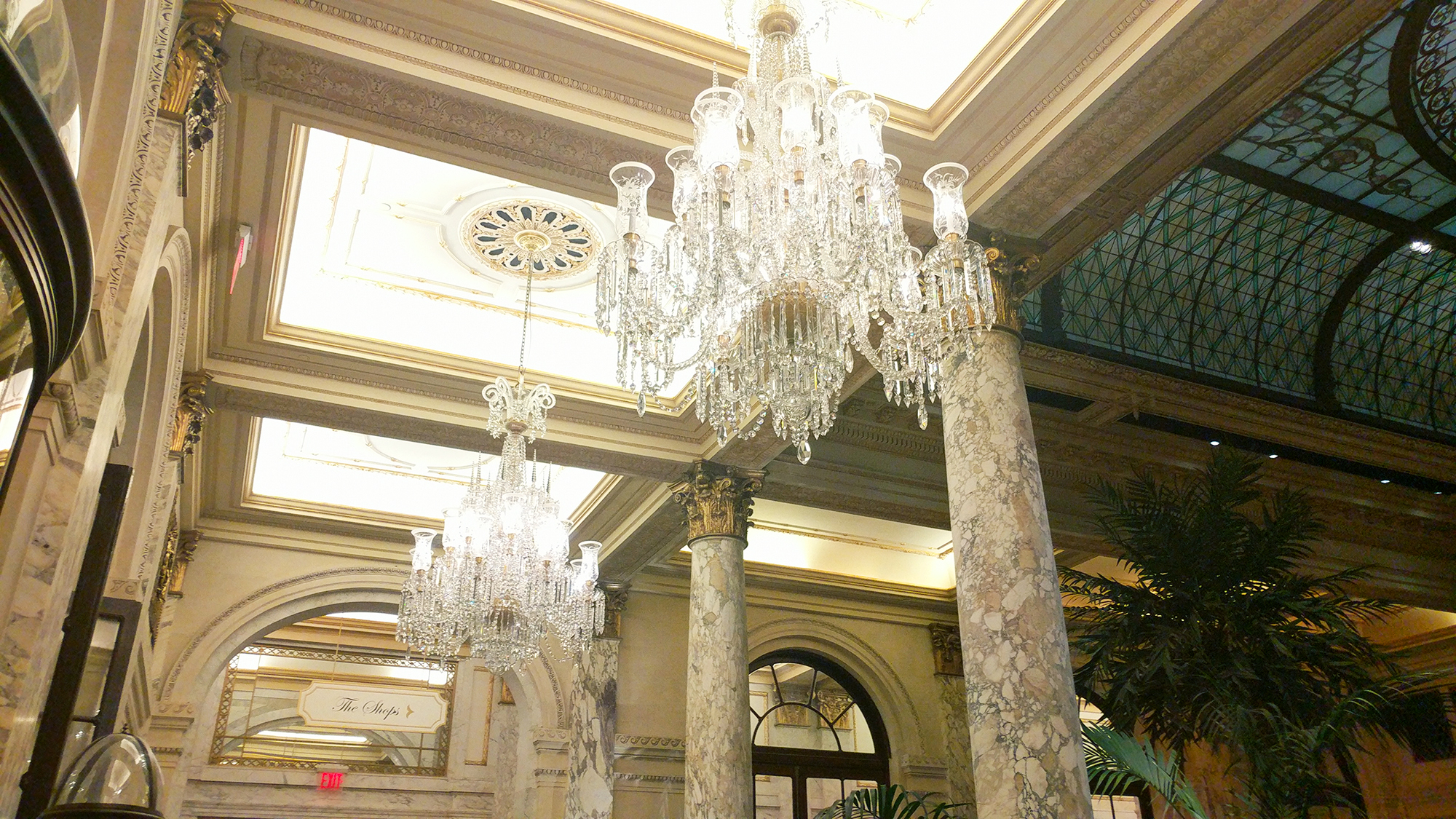 Christmas Tea at the Plaza Hotel - Hey Mishka - NYC Guide (4)