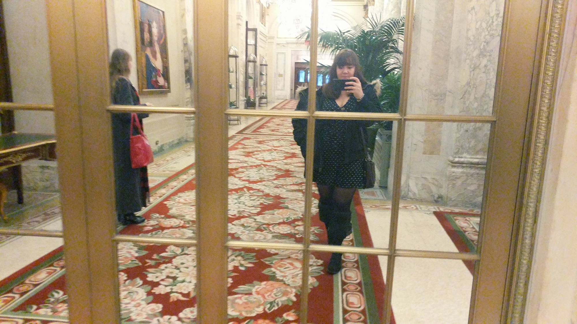 Christmas Tea at the Plaza Hotel - Hey Mishka - NYC Guide (9)