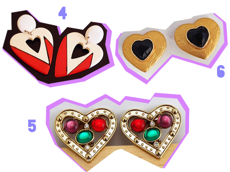 Vintage_Heart_Shaped_Earrings_Valentines_Day-Hey_Mishka-004