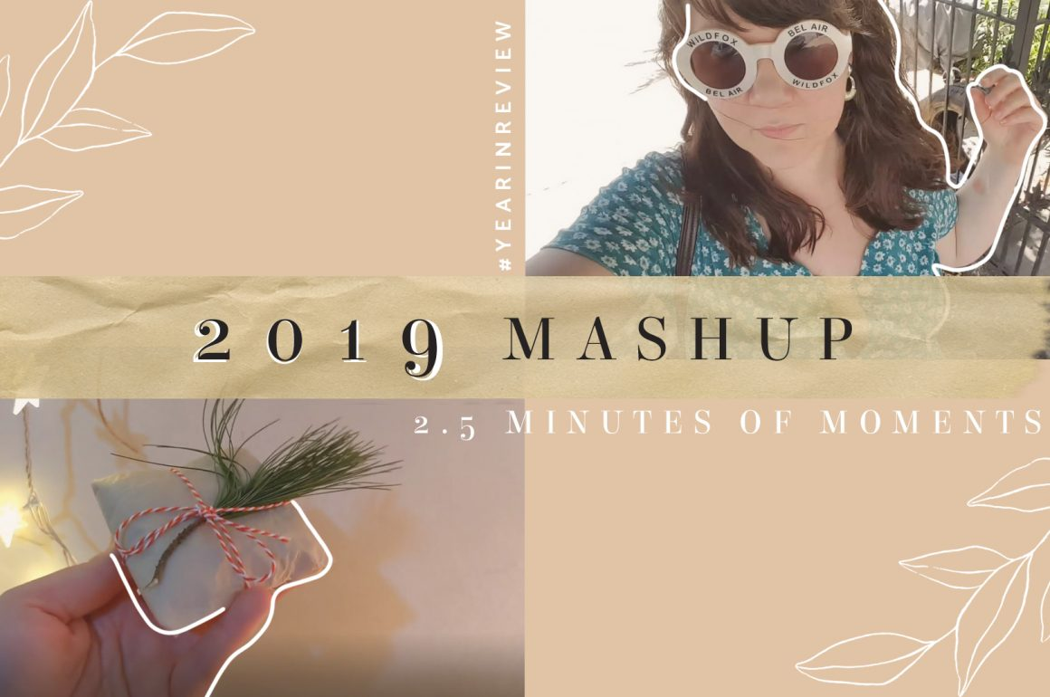 2019 year in review - montage mashup - hey mishka nyc