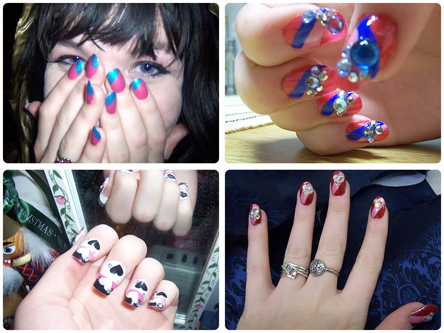 Nail Art NYC - Hey Mishka - Michelle Christina Larsen