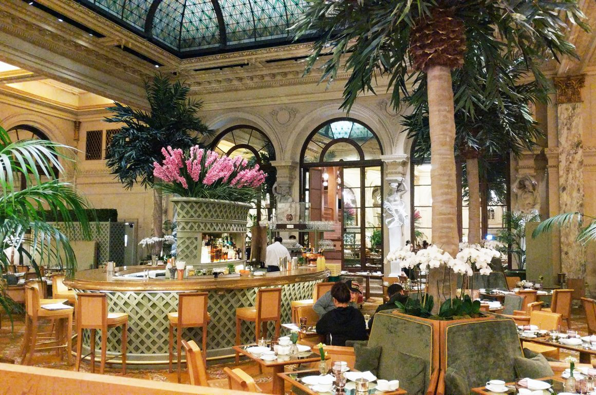 Christmas Restaurant Nyc.The Cutest Cafes In Nyc Christmas Tea At The Plaza Hotel S