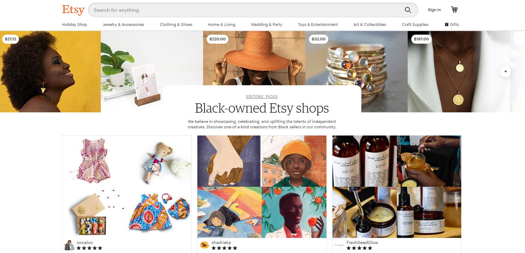 Etsy-black-owned-shops