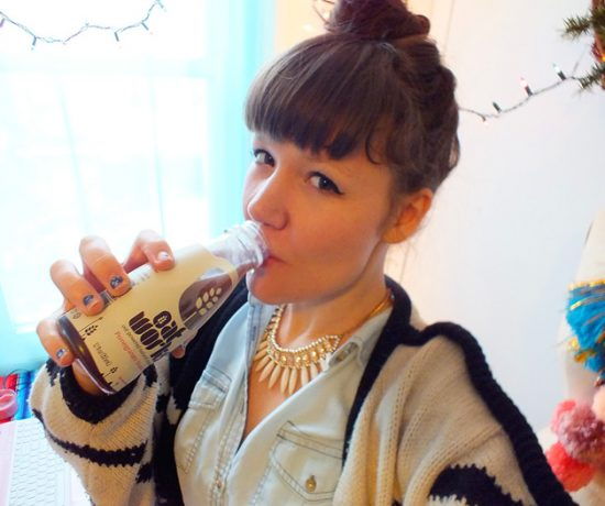 Oat Works Smoothies - Hey Mishka Blog - NYFW Breakfast - 005