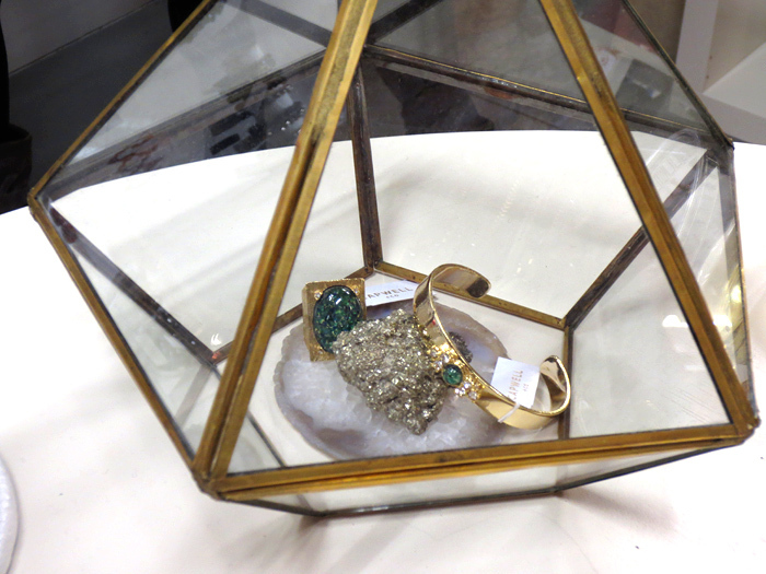Sarah Boyd x Capwell + Co. Jewelry Preview - NYFW - Hey Mishka Blog 002