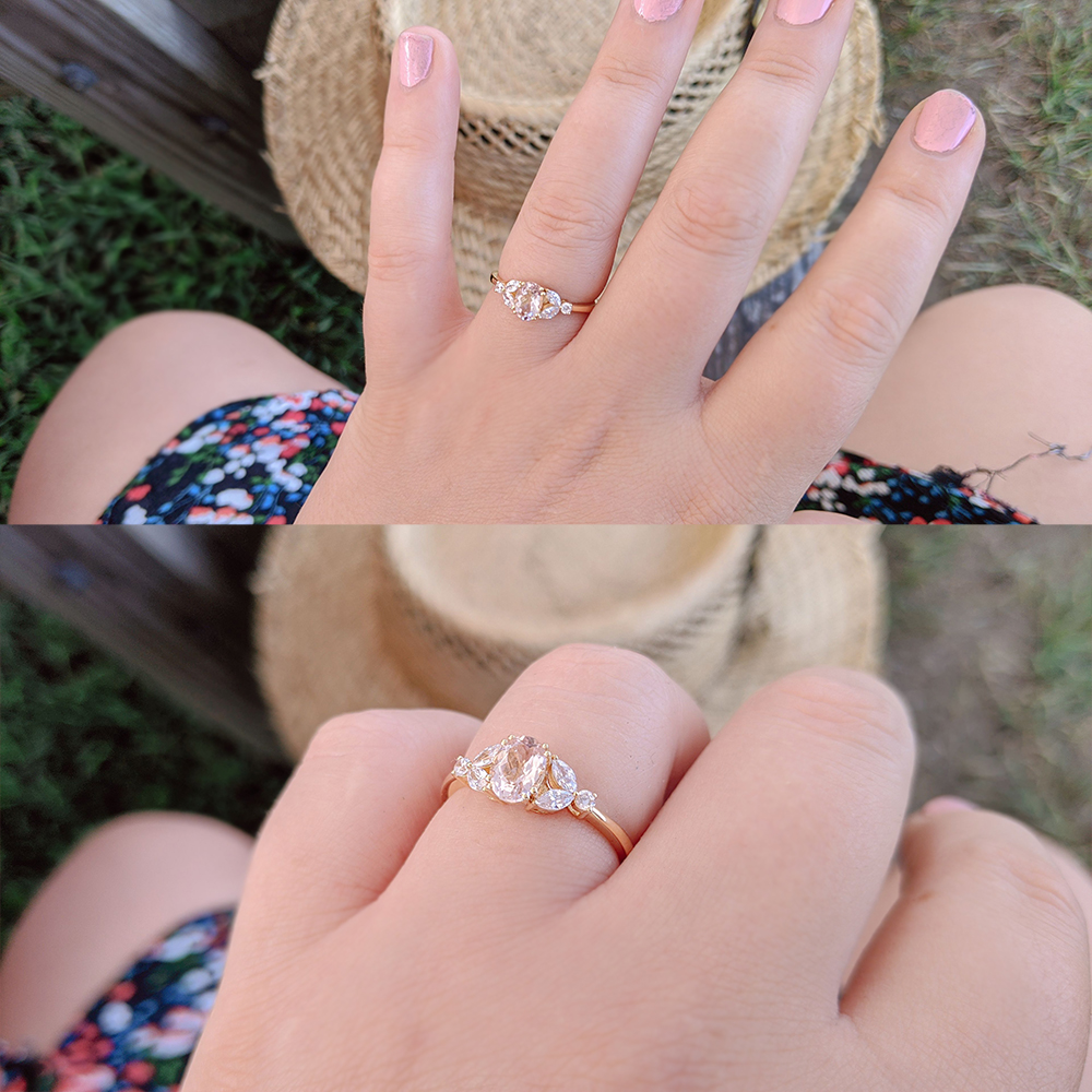 We're Engaged! A Perfect Proposal by the Beach - Hey Mishka Blog (5)