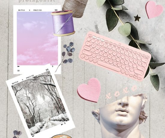 February Aesthetic - Hey Mishka - Mood Board